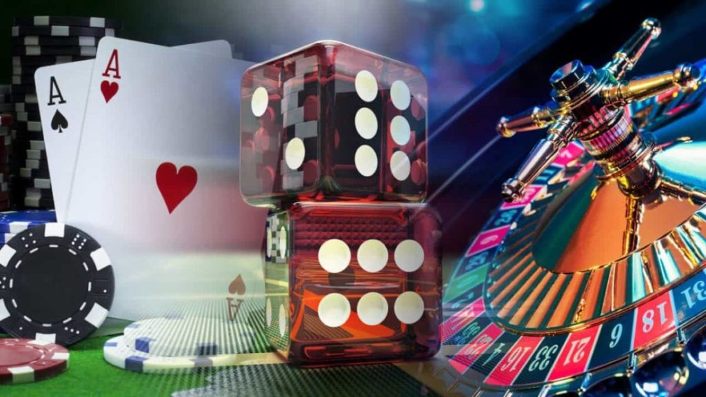 Online Casino Advancing Through The Years